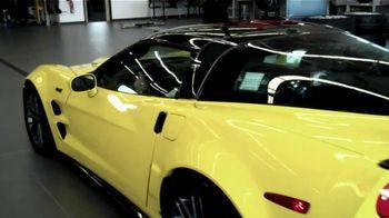 Chevrolet Corvette ZR1 TV Spot, 'Engineer' - 2 commercial airings