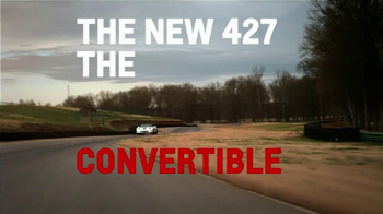 Chevrolet Corvette 427 Convertible TV Spot Featuring Tim Allen - Thumbnail 7