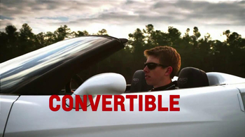 Chevrolet Corvette 427 Convertible TV Spot Featuring Tim Allen - 3 commercial airings