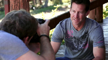Ford Warriors in Pink TV Spot Featuring James Denton