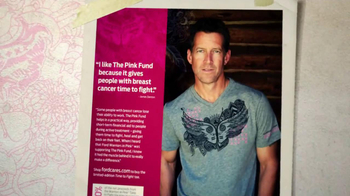 Ford Warriors in Pink TV Spot Featuring James Denton - Thumbnail 4