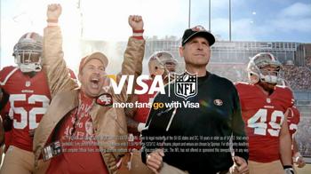 VISA NFL Fan Offers TV Spot Featuring Jim Harbaugh - Thumbnail 3