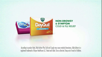 DayQuil Cold and Flu TV Spot, 'Ski Lift' - Thumbnail 9