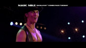 Magic Mike Extended Blu-Ray, DVD TV Spot - 56 commercial airings