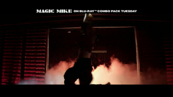 Magic Mike Extended Blu-Ray, DVD TV Spot - Thumbnail 1