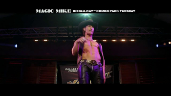 Magic Mike Extended Blu-Ray, DVD TV Spot - Thumbnail 2