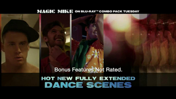 Magic Mike Extended Blu-Ray, DVD TV Spot - Thumbnail 3