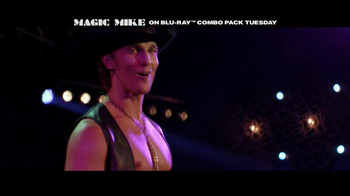 Magic Mike Extended Blu-Ray, DVD TV Spot
