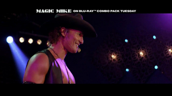 Magic Mike Extended Blu-Ray, DVD TV Spot - Thumbnail 6