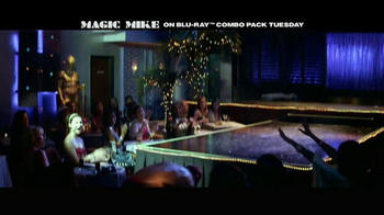 Magic Mike Extended Blu-Ray, DVD TV Spot - Thumbnail 8