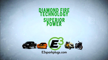E3 Sparkplugs TV Spot, 'Speed Demon' - Thumbnail 8