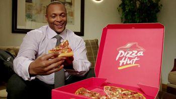 Pizza Hut TV Spot, Featuring Eddie George