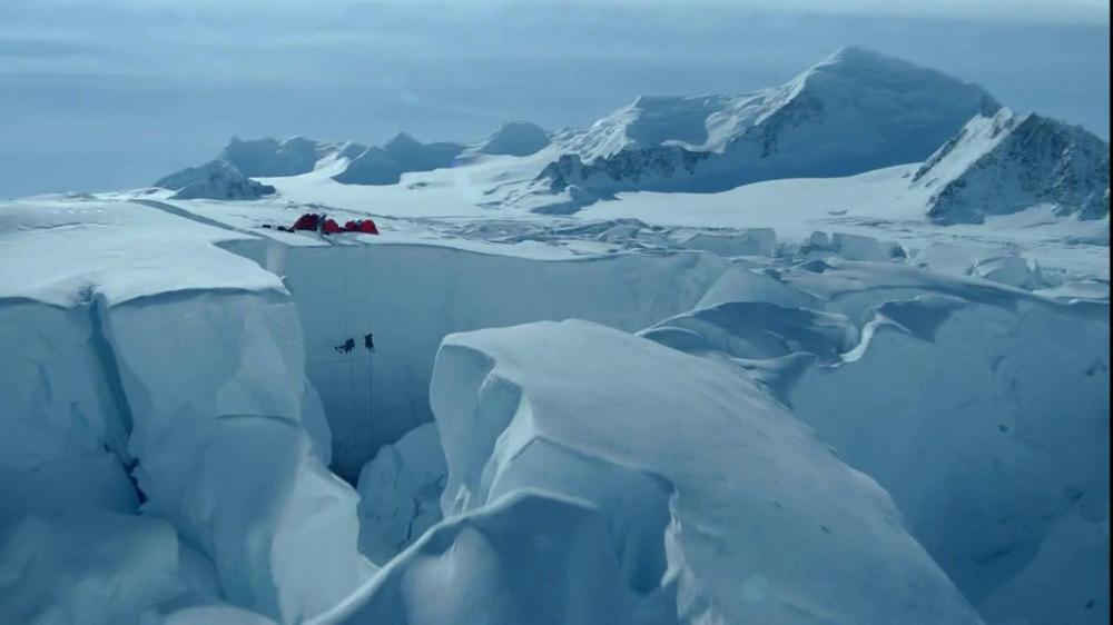 Coors Light TV Commercial, 'Glacier'