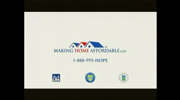 Making Home Affordable TV Spot 'Stop Foreclosure'