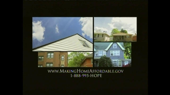 Making Home Affordable TV Spot 'Stop Foreclosure' - Thumbnail 5