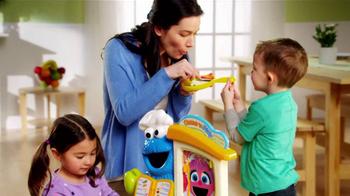 Playskool Cookie Monster Kitchen Cafe TV Spot - Thumbnail 10