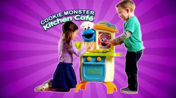 Playskool Cookie Monster Kitchen Cafe TV Spot - Thumbnail 2