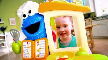 Playskool Cookie Monster Kitchen Cafe TV Spot - Thumbnail 3