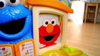 Playskool Cookie Monster Kitchen Cafe TV Spot - Thumbnail 6