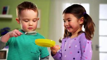 Playskool Cookie Monster Kitchen Cafe TV Spot - Thumbnail 9