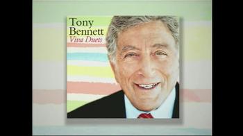 Tony Bennett Viva Duets CD TV Spot - Thumbnail 2