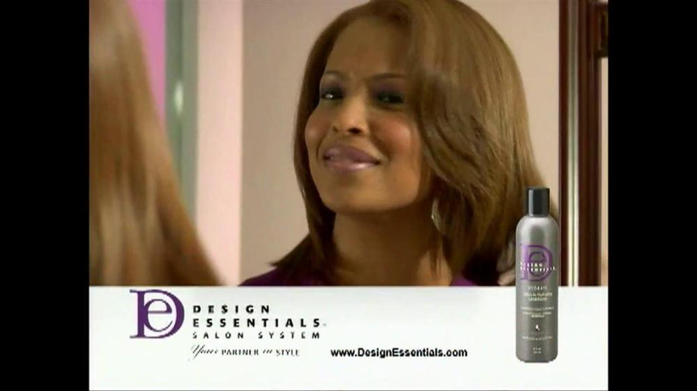 Design Essentials Leave In Conditioner Tv Commercial Hair Diva