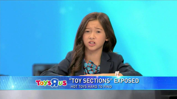 Toys R Us Update TV Spot, 'Toy Section' - Thumbnail 2