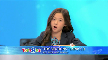 Toys R Us Update TV Spot, 'Toy Section' - Thumbnail 4