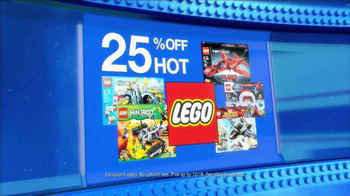 Toys R Us Update TV Spot, 'Toy Section' - Thumbnail 5