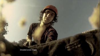 Casio G'zOne Commando TV Spot, 'BMX' - Thumbnail 3