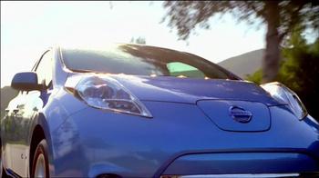 Nissan Leaf TV Spot, 'Family' - Thumbnail 8