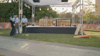 The Home Depot Corso's Cornhole Challenge TV Spot, 'Be the Coach' - Thumbnail 1