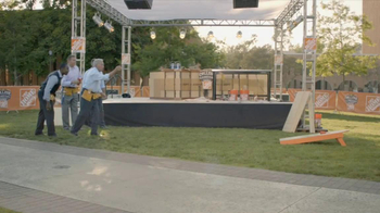 The Home Depot Corso's Cornhole Challenge TV Spot, 'Be the Coach' - Thumbnail 3