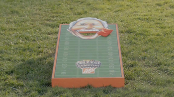 The Home Depot Corso's Cornhole Challenge TV Spot, 'Be the Coach' - Thumbnail 4