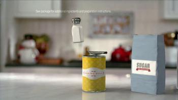 Betty Crocker Sugar Cookie Mix TV Spot, 'Ingredients' - Thumbnail 2