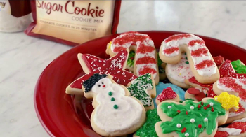 Betty Crocker Sugar Cookie Mix TV Spot, 'Ingredients' - Thumbnail 7