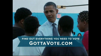 Obama for America TV Spot Featuring Jay-Z - Thumbnail 5