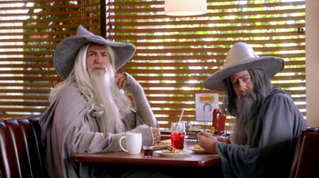 Denny's The Hobbit Menu TV Spot