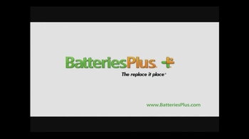 Batteries Plus TV Spot  - Thumbnail 9