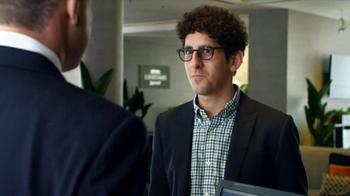 Courtyard TV Spot, 'NFL Check-In' Featuring Rich Eisen - Thumbnail 7