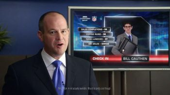 Courtyard TV Spot, 'NFL Check-In' Featuring Rich Eisen - 118 commercial airings