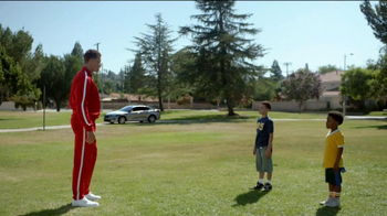 2013 Kia Optima SX TV Spot, '1997 Football' Featuring Blake Griffin
