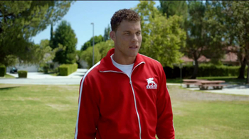 2013 Kia Optima SX TV Spot, '1997 Football' Featuring Blake Griffin - Thumbnail 8