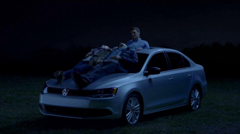 Volkswagen Sign Then Drive TV Spot, 'Shooting Star' - Thumbnail 6