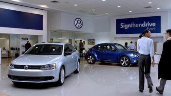 Volkswagen Sign Then Drive TV Spot, 'Shooting Star' - Thumbnail 8