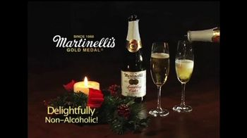 Martinelli's Gold Medal TV Spot