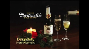 Martinelli's Gold Medal TV Spot