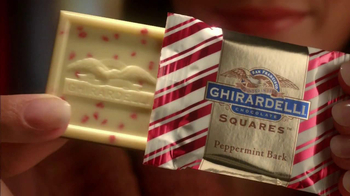 Ghirardelli Peppermint Bark TV Spot