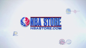 NBA Store TV Spot  - Thumbnail 1
