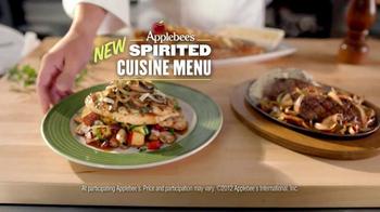 Applebee's Spirited Cuisine TV Spot, 'It's Tricky' Song by RUN DMC - Thumbnail 7